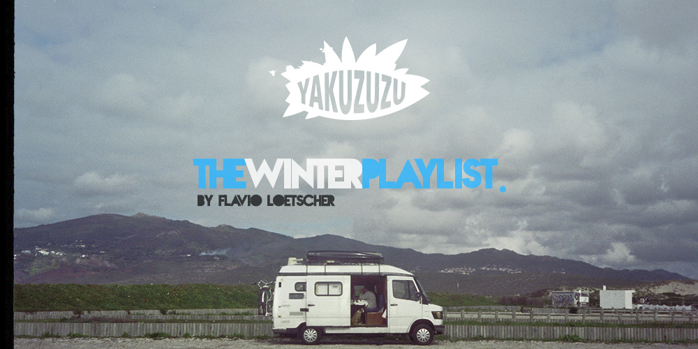 winter playlist cover