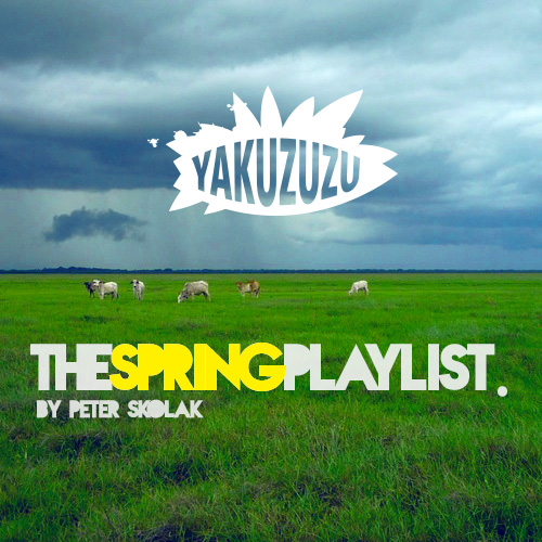 spring playlist cover