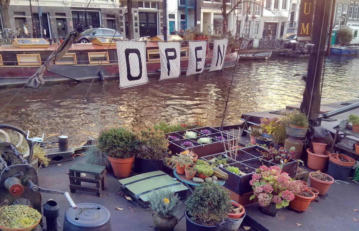 Rapid sightseeing in: Amsterdam -- Yakuzuzu