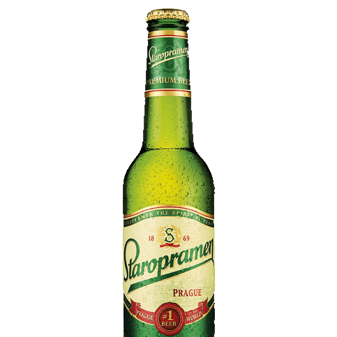 Staropramen in Prague