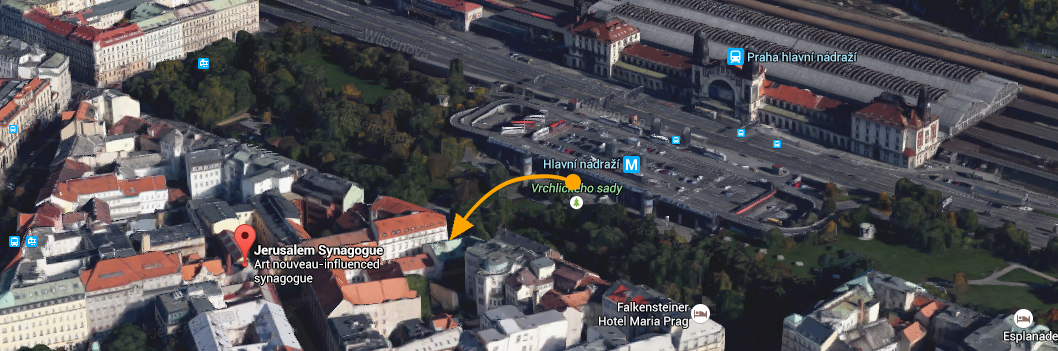 Prague: rapid sightseeing