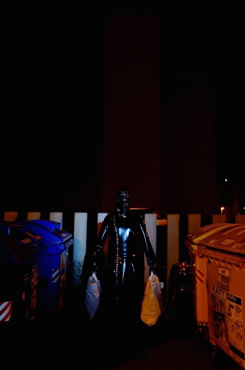Rubber King by Laura Kovanska